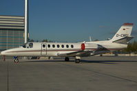D-CMEI @ VIE - Cessna 560 Citation - by Yakfreak - VAP