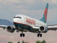 N335AW @ KLAS - America West / 1998 Boeing 737-3U3