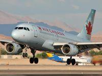 C-FZUG @ KLAS - Air Canada / 1997 Airbus A319-114 - by SkyNevada - Brad Campbell