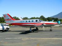 N49AR @ LPT - Tri-Party Inc. 1974 Cessna 421B @ Lampson Field (Lakeport), CA