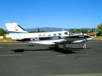 N7HG @ LPT - CALSTAR 1975 Cessna 421B @ Lampson Field (Lakeport), CA
