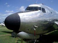VH-PAF @ YBAF - Douglas C54E Derelict