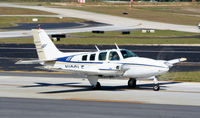 N126LF @ PDK - Taxing to Runway 34 - by Michael Martin