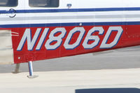 N1806D @ PDK - Tail Numbers - by Michael Martin