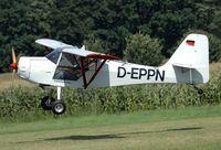 D-EPPN - Skystar Kitfox - by Volker Hilpert
