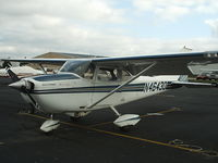 N46430 @ KOJC - A very good airplane for primary training. - by Joel Wastlund