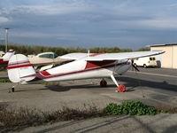 N72651 @ AJO - 1946 Cessna 140 @ Corona Municipal Airport, CA