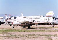 158542 - Grumman EA-6B/Davis Monthan AFB,Az - by Ian Woodcock