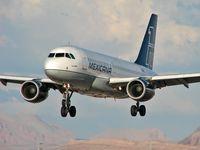 N618MX @ KLAS - Mexicana / 2001 Airbus Industrie A319-112