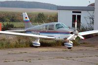 D-EAPW @ ZQW - Piper PA-28-181 - by Volker Hilpert