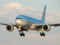 HL7721 @ KLAS - Korean Air / Boeing 777-2B5 (ER)