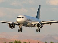 XA-NCA @ KLAS - Mexicana / Airbus Industrie A319-112 - by SkyNevada - Brad Campbell