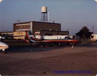 N31WS - John Denvers Learjet - by Not sure