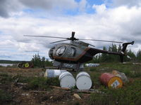 C-GJLC - Transported geologists for an exploration program in Quebec - by Nicole Maville