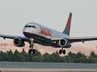 N620AW @ KLAS - America West Airlines / 1989 Airbus Industrie A320-231