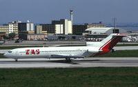 F-GGGR @ LIS - EAS Boeing 727-200