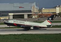 G-BKYD @ LIS - British Airways Boeing 737-200