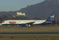 G-MCEA @ SZG - My Travel Boeing 757-200