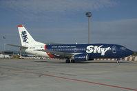 HA-LKS @ BTS - Sky Europe Boeing 737-300
