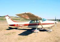 D-ENWE @ EDTF - Cessna 182 Skylane - by J. Thoma
