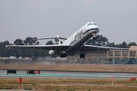 N961AS @ LGB - Alaska Airlines N961AS (FLT ASA373) departing RWY 12 enroute to Seattle Tacoma Int'l (KSEA). - by Dean Heald