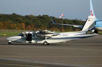 D-IBAG @ SCN - Rockwell Commander 690A - by Volker Hilpert