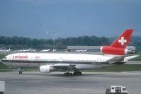 HB-IHC @ GVA - Swissair DC10