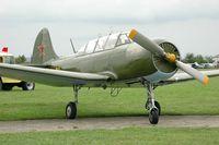 D-EYTG - Yakovlev Yak-18A - by Volker Hilpert