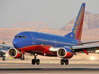 N233LV @ KLAS - Southwest Airlines / 2006 Boeing 737-7H4 - by Brad Campbell