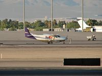 N985FE @ KLAS - Federal Express - 'FedEx' / 1988 Cessna 208B - (Super Cargomaster) - by Brad Campbell