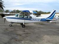 N3361S @ AJO - 1969 Cessna 210J visiting from Utah  @ Corona Municipal Airport, CA