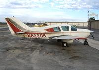 N8220R @ AJO - 1972 Bellanca 17-30A @ Corona Municipal Airport, CA