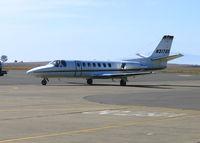 N317QS @ APC - Netjets 1995 Cessna 560 arriving @ Napa County Airport, CA