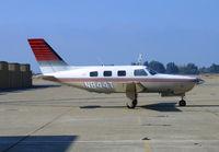 N844T @ OAK - Duraflame Corp 1989 Piper PA-46-350P @ Oakland International Airport, CA