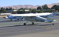 N3781V @ CCR - 1949 Cessna 140A @ Buchanan Field (Concord), CA