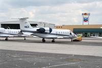 N8JR @ KDAB - Plane belonging to #8 NASCAR Driver Dale Earnhart Jr.