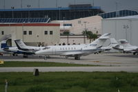 N700R @ KDAB - One of NASCAR's corporate aircraft - by Florida Metal