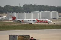 C-GZJA @ KATL - Long CRJ ride from Canada to Atlanta - by Florida Metal
