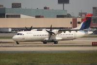 N632AS @ KATL - Still a few ATR-72s left