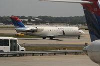 N936EV @ KATL - Another CRJ at Atlanta