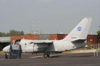 N601NA @ KDAY - NASA jet with N number