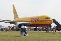 N769AX @ KDAY - Cargo hauler at Dayton Airshow