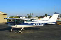 N757UF @ RHV - 1977 Cessna 152 @ Reid-Hillview Airport (San Jose), CA