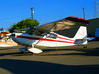 N9091L @ RHV - Amelia Reid Aviation 1970 Champion 7ECA @ Reid-Hillview Airport (San Jose), CA