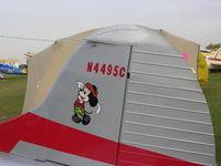 N4495C @ LAL - Mickey