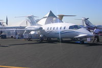 N320CA @ ORL - NBAA 2005 - by Florida Metal