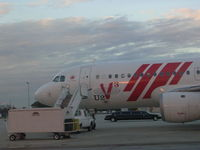 C-FPWE @ ATL - U2's plane
