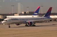 N601DL @ ATL - Delta 757