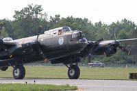 C-GVRA @ YIP - 2006 Warbird Airshow
