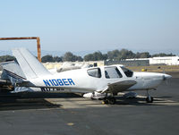 N108ER @ HWD - Port side shot of 1991 SOCATA TB9 Tampico @ Hayward Municipal Airport, CA - by Steve Nation